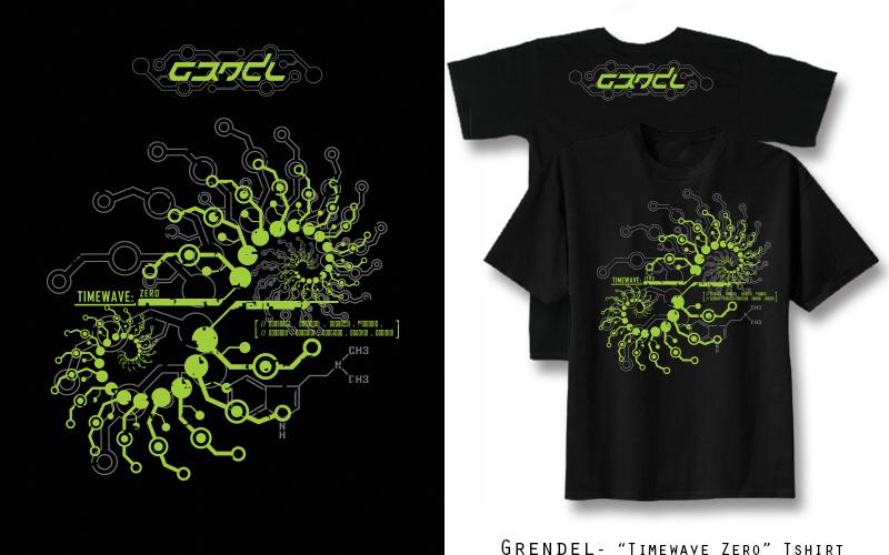 Grendel_TimeWaveZero_Tshirt